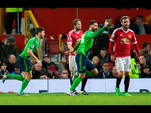 Manchester United 0-1 Southampton | Goal: Charlie Austin | REVIEW