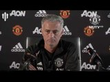 José Mourinho: 'We Want to Win the Title'   Bournemouth vs Manchester United