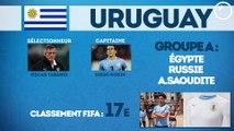 Coupe du Monde 2018 : tout ce qu'il faut savoir sur l'Uruguay