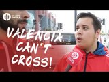 Valencia Can't Cross! | Manchester United 1-1 Stoke City | FANCAM