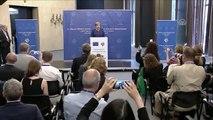 Ab-Batı Balkanlar Zirvesi - Angela Merkel