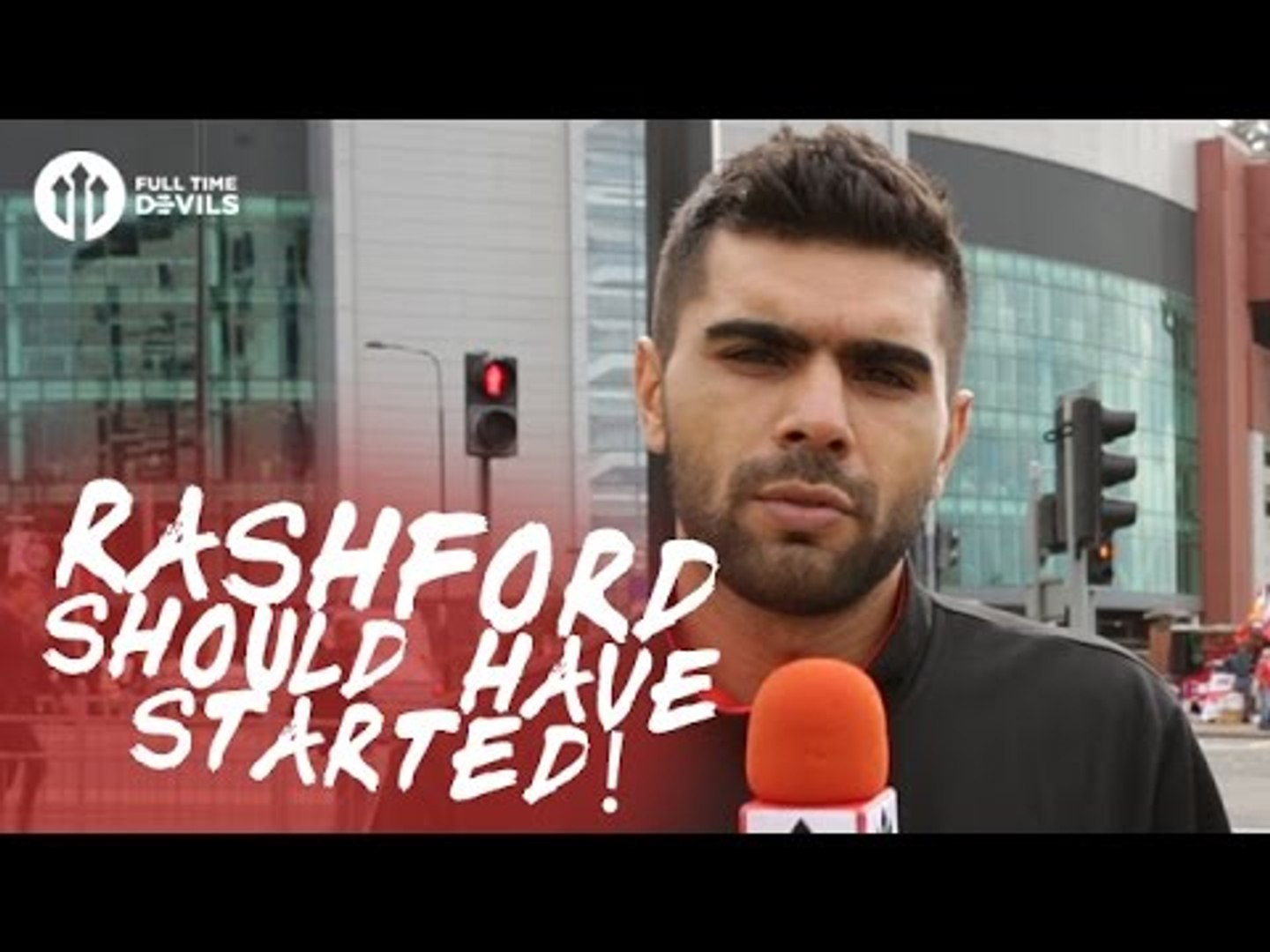 Marcus Rashford Should Have Started!   Manchester United 1-2 Manchester City   REVIEW