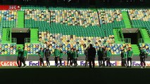 VIDEO SIC: Pelo menos 5 jogos de futebol do Sporting sob investigação