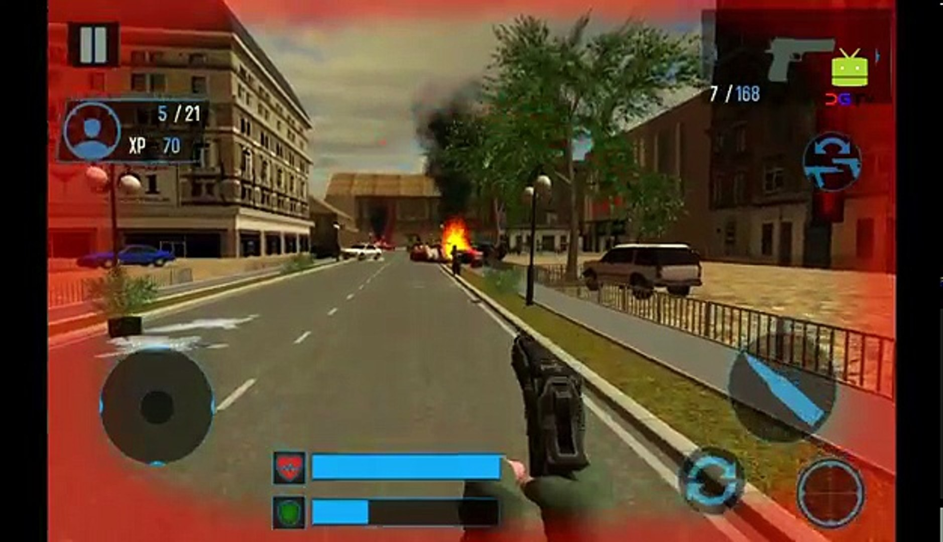 Counter Assault Forces (by Ovidiu Pop) Android Gameplay [HD]