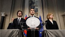 Italian Anti-Establishment Parties Agree To Basis For Government Deal