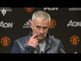JOSE MOURINHO: 'Zlatan is a BIG Man' FULL PRESS CONFERENCE Man United 1-1 Bournemouth