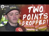 Two Points Dropped! | Stoke City 1-1 Manchester United | FANCAM
