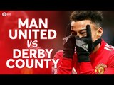 Manchester United vs Derby County LIVE FA CUP PREVIEW!