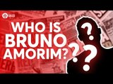 Who Is Bruno Amorim?!?! Manchester United Transfer News Today! #53