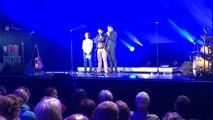 Des élèves de Raymond-Brulé en concert avec Lewis Evans