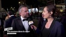 """Yann Gonzalez réalisateur de """"Un couteau dans le cœur"""" - Cannes 2018"""