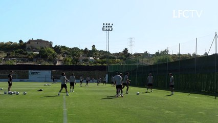 Marbella Training Camp