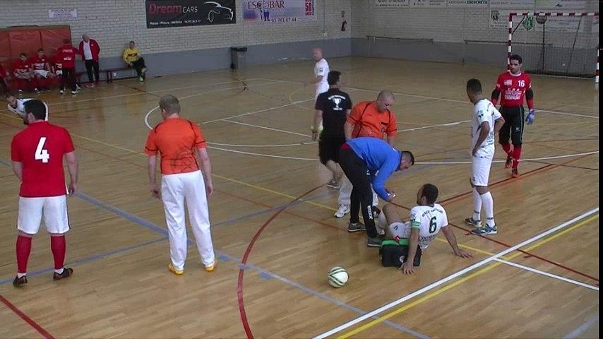 [coupe d'europe des vainqueurs de coupe 2018] Black-Panthers - Spartak Moscou Demi-Finale (mi-temps 1)