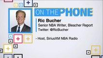 Tiki and Tierney: Ric Bucher talks LeBron James