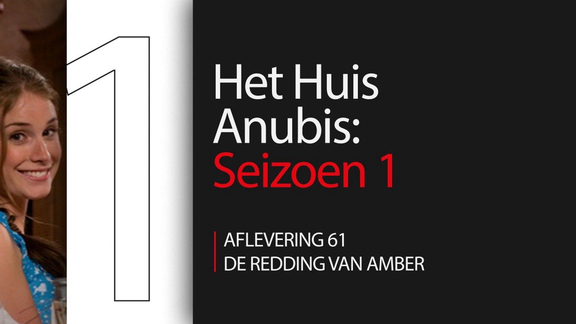 Het Huis Anubis - S01 E61 - De redding van Amber