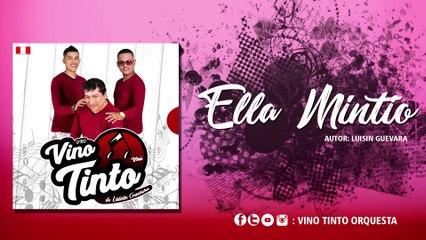Ella Mintio - Vino Tinto Orquesta (Primicia - Oficial)