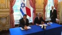 Cérémonie de décoration des Justes parmi les nations, en présence de Yuli Yoël Edelstein, Président de la Knesset - Mercredi 16 mai 2018