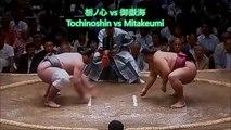 Sumo Digest[Natsu Basho 2018 Day 4, May 16th]20180516夏場所4日目大相撲ダイジェスト