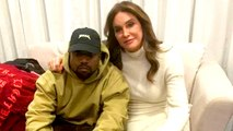Kanye West Reportedly Reconnects With Caitlyn Jenner & Keeping It Secret From Kim Kardashian