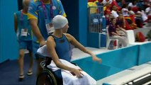Swimming - Womens 50m Backstroke - S2 Final - London new Paralympic Games