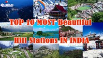 Most Beautiful Hill Stations in India || Top 10 Hill Stations in India  || Viral Rocket