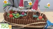Garden Cake au chocolat - 750g