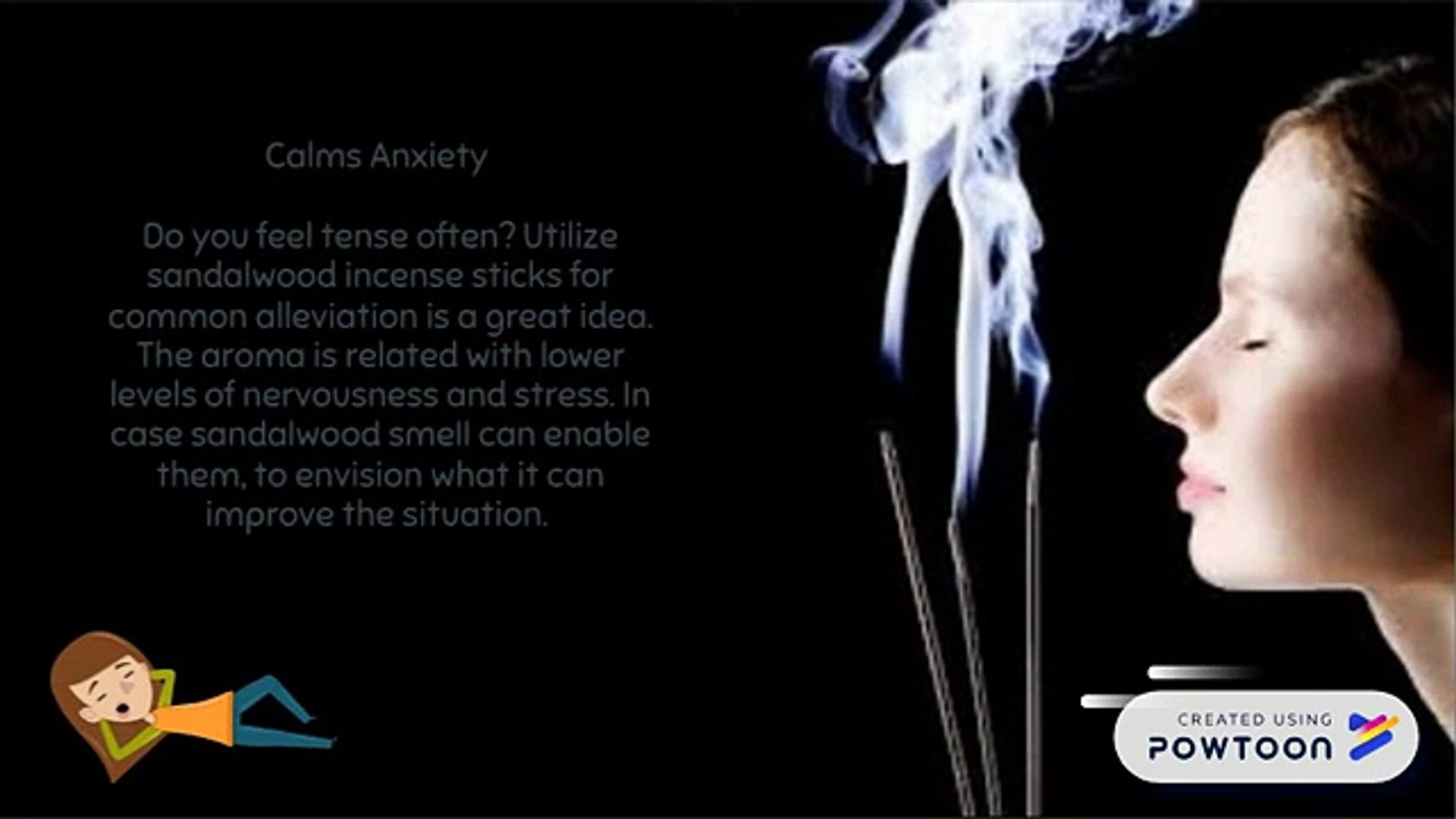 Amazing Benefits Of Sandalwood Incense Sticks