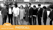 REALISATEURS COURT METRAGE - CANNES 2018 - PHOTOCALL -  EV