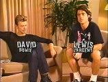 Trent Reznor, David Bowie Interview MTV 120 Minutes.   Alternative Nation.