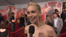 Emilia Clarke walked away from 'Fifty Shades of Grey lead'