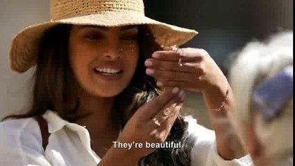 Priyanka Chopra Kissing in Quantico