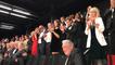 Les deux ambiances du festival de Cannes, dehors et dans les salles de projection