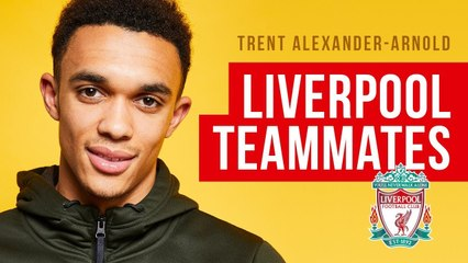 """Trent Alexander-Arnold 