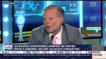 Philippe Béchade: Les bourses européennes grimpent en continu depuis 8 semaines, malgré les sujets d'inquiétude - 18/05