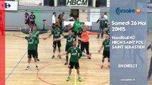 BA : En direct, handball N3 HBCM vs St Sébastien