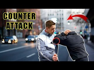 How to counter attack and knock them out