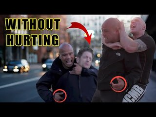 How to defend yourself without hurting other person too much