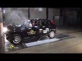 Fiat Punto - Crash Tests 2017