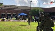Etats-Unis : une fusillade fait plusieurs morts dans un lycée du Texas