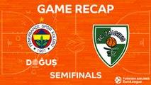 Highlights: Fenerbahce Dogus Istanbul - Zalgiris Kaunas