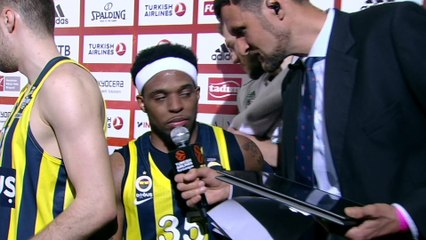 Post-game Interview: Ali Muhammad, Fenerbahce