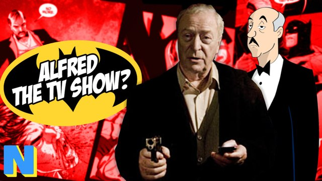 Batman's Butler 'Alfred Pennyworth' Gets His Own Show!   NW News