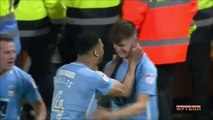 1-4 Tom Bayliss GoalEngland  League Two  Playoff Semifinal - 18.05.2018 Notts County 1-4 Coventry...