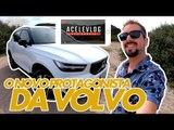 252 CV E QUASE ANDA SOZINHO: CASSIO MOSTRA QUAL É A DO SURPREENDENTE VOLVO XC40! - ACELEVLOG #38