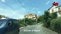 Algérie. Road Movie entre Alger et Ifigha – Azazga – Wilaya de Tizi Ouzou – Kabylie – 11 mai 2018.