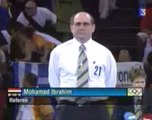Mohamed Riad Ibrahim and Pascal Gentil Taekwondo Olympic Games Athens 2004