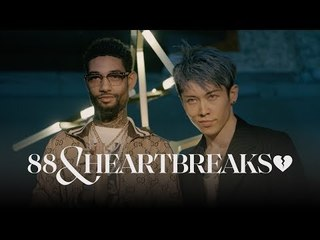 Miyavi and PnB Rock freestyle about love and loss  88 & Heartbreaks