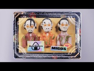 Making Migos out of Rice RICEBALLERS