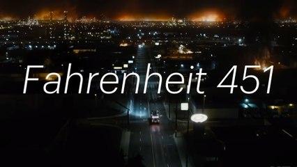 Navet ou chef d'oeuvre? - Écrans | «Fahrenheit 451» de Ramin Bahrani