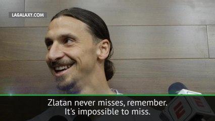 'Zlatan never misses' - Ibrahimovic passes driving test